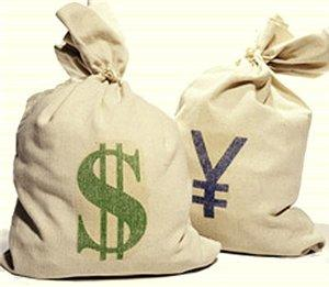 доллар йена